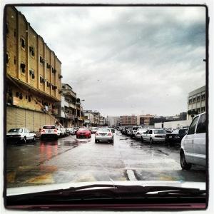 Dammam Hujan