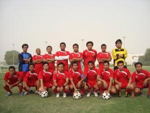 Tim kesebelasan Surabaya