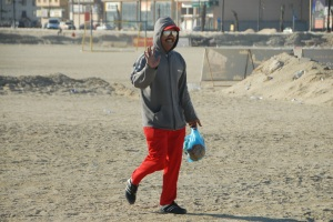 Konsumtor panitia Dammam Cup 2013