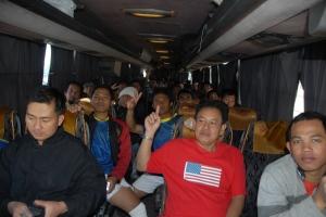 Rombongan Rosdiah FC