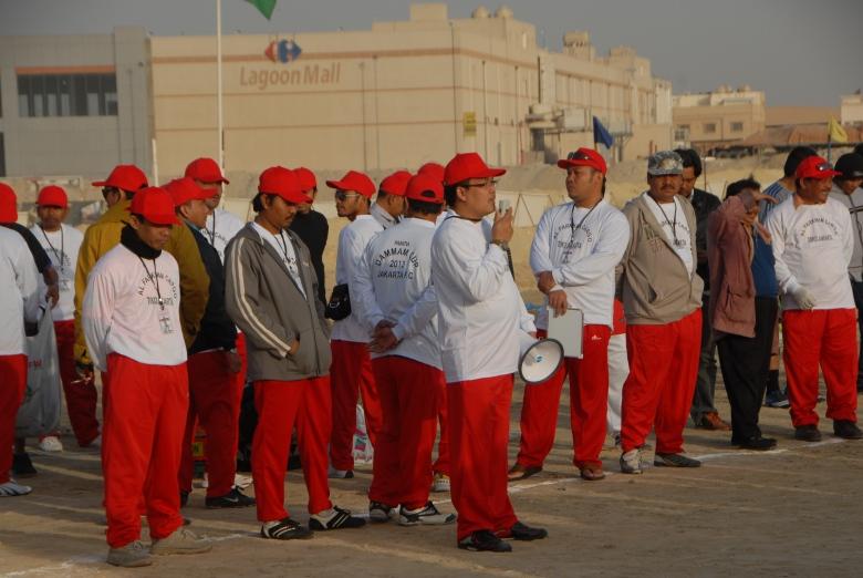 Merah Putih: Panitia Dammam Cup 2013