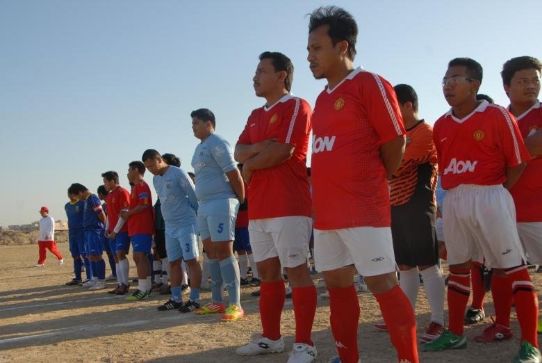 4 Tim di Semi Final Dammam Cup 2013