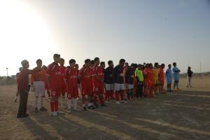 Tim Peserta 8 Besar Dammam Cup 2013