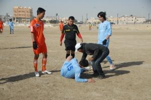 Beberapa insiden warnai Fawaziz vs Truba