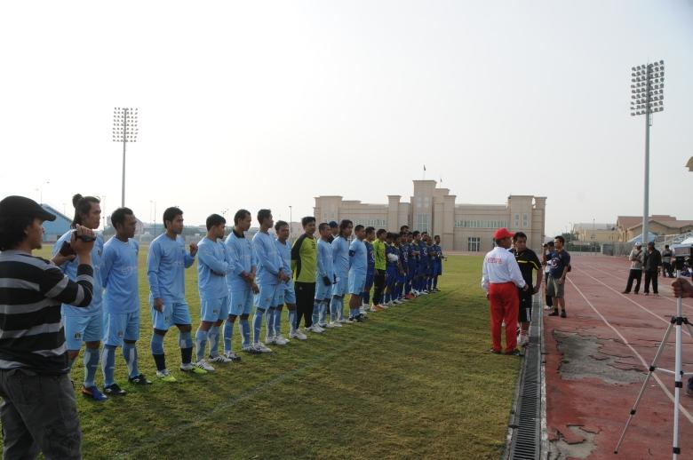 Finalis Dammam Cup 2013