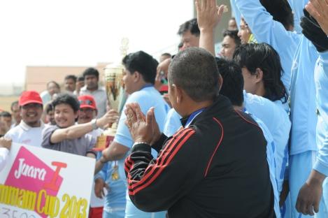 Fawazia FC: Juara Dammam Cup 2013
