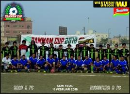 semifinal team 1